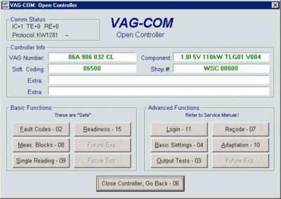 vagcomcontroler