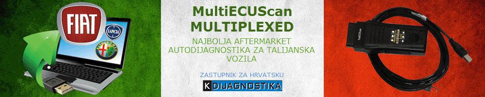 Multiecuscan Fiatecuscan autodijagnostika