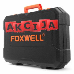 Foxwell OBDII skeneri na akciji