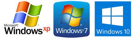 verzije windows operativnog sustava pogodnih za autodijagnostiku