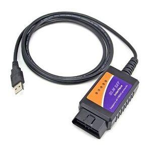 ELM327 USB interfejs kabel
