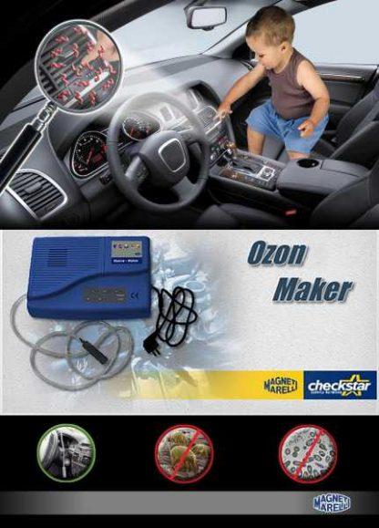 Dezinfekcija i čišćenje unutrašnjosti vozila