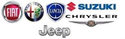 Fiat, Alfa, Lancia logo