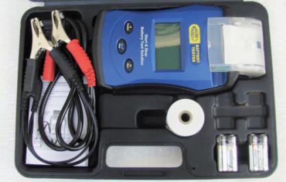 Testiranje akumulatora i alternatora