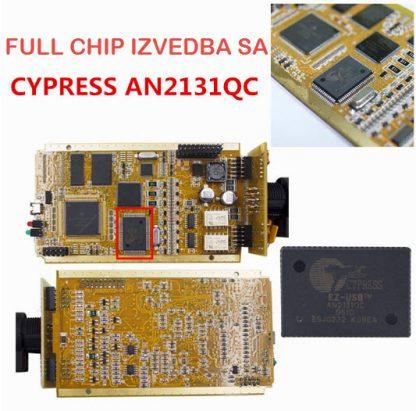 Renault can clip full chip sa Cypress AN2131QC