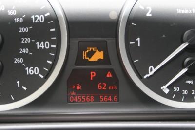 lampica OBDII greške motora