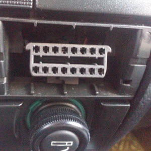 Gdje je OBDII konektor