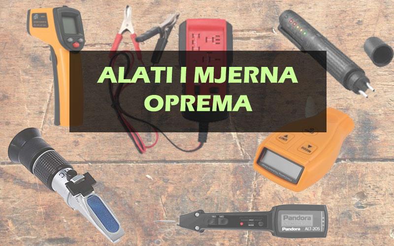 alati refraktometri testeri kočione tekućine ic termometri mjerači
