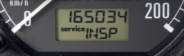 Škoda servis interval reset