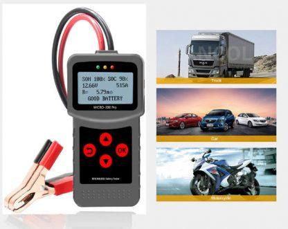 Tester akumulatora 12V i 24V