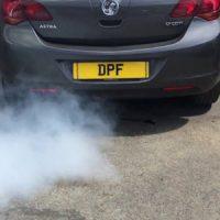 Opel DPF