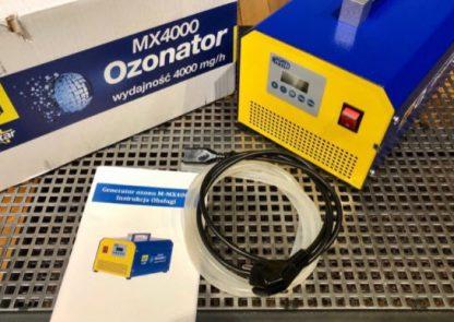 ozon dezinfekcija
