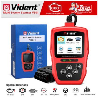 V301 skener
