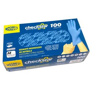 Nitrilne rukavice za auto mehaničare
