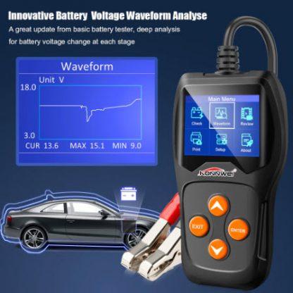 Konnwei KW600 tester akumulatora