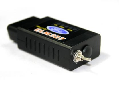 Bluetooth adapter ELM327