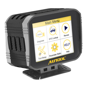 AUTOOL X80 OBDII HEADUP display