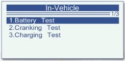 Test alternatora i alnasera