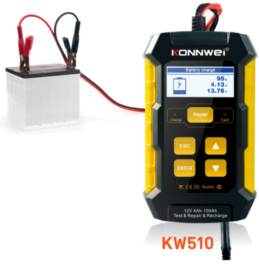 Konnwei punjač akumulatora